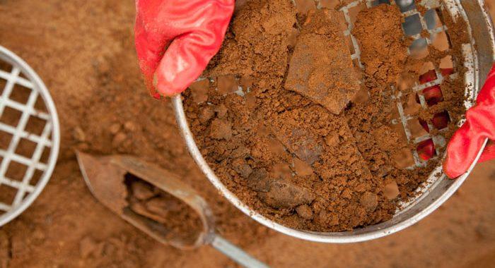 Amend soil