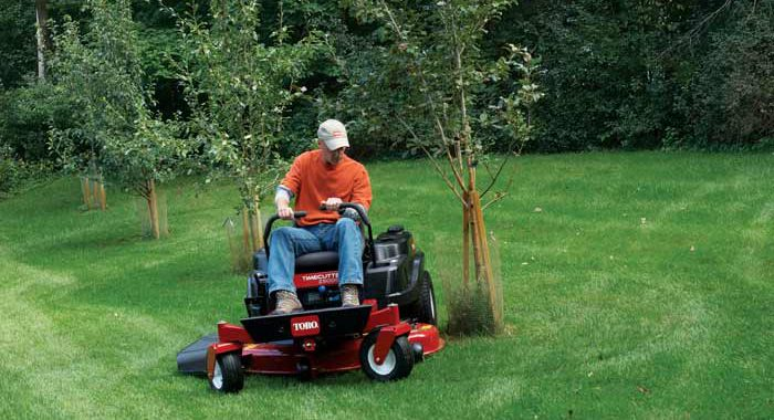 Mower timesavers