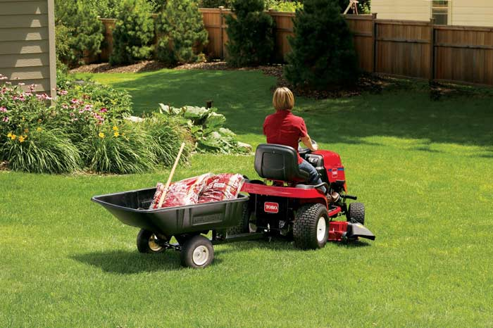 Garden and Lawn Tractors