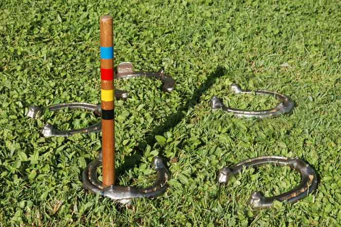 Lawn Games - Horseshoes