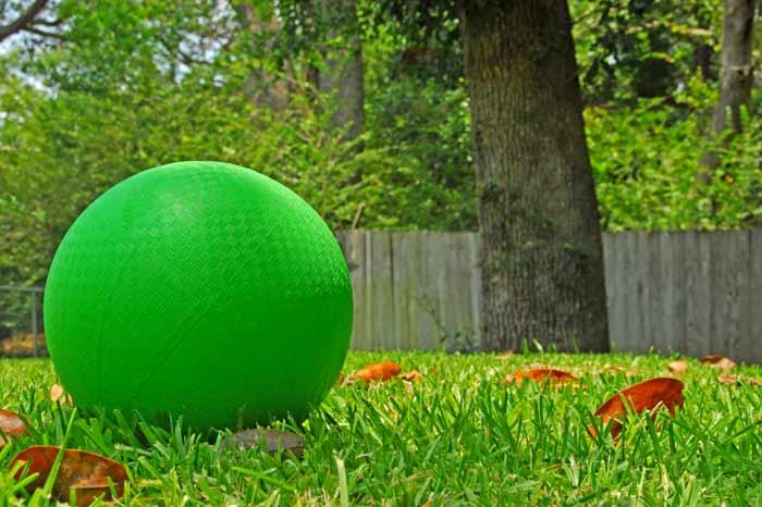 Lawn Games - Kickball