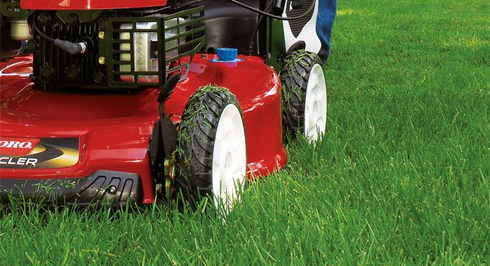 choosing the right mower