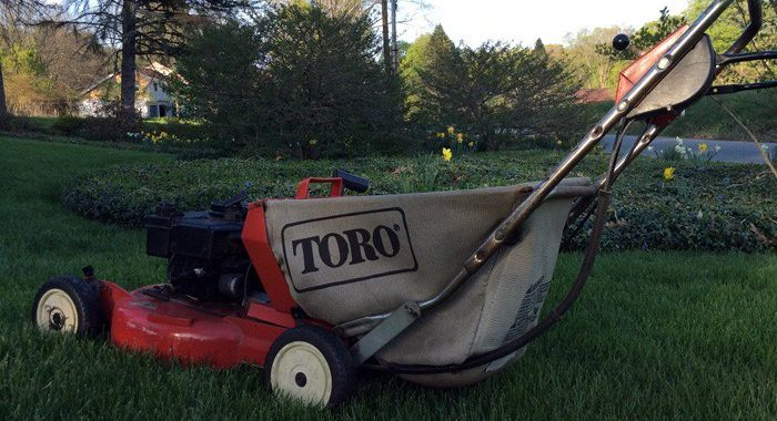 The Little Lawn Mower That Could