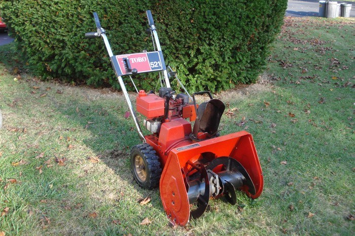 Toro: Engineered for the Job