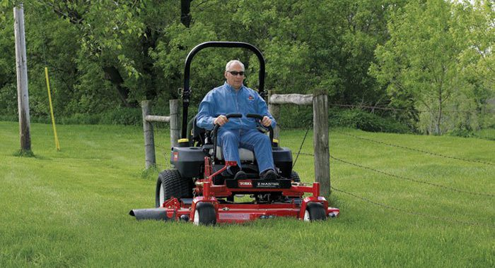 Zero Turn Mower Safety Tips