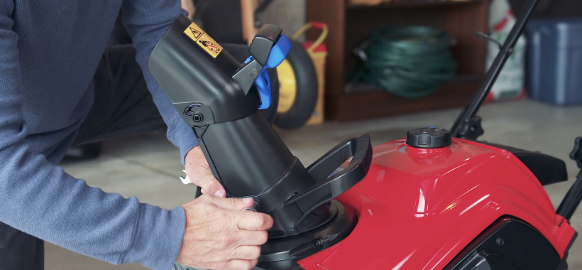 How to Assemble a Toro Single Stage Snowblower