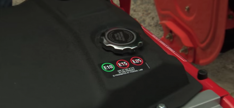 Look Before You Pump -- and Buy the Right Fuel for Your Outdoor Power Equipment