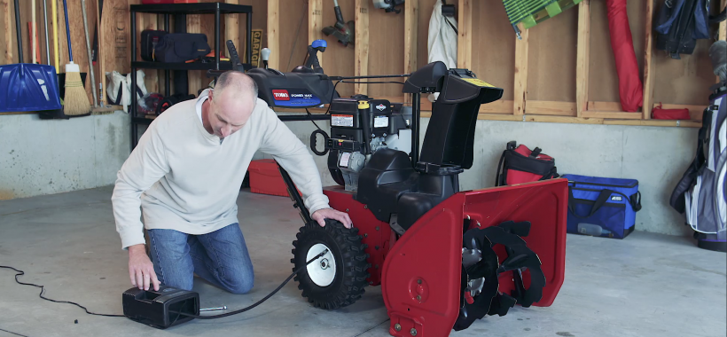 Winter Checklist for Two-Stage Snowblowers