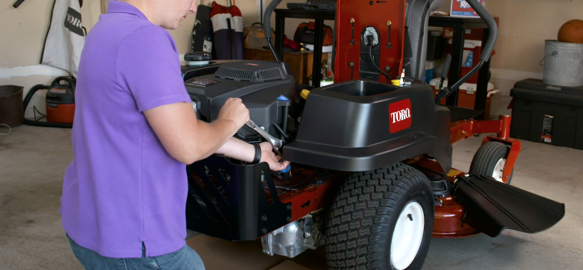 Engine Maintenance Tips for Toro Zero Turn Mowers