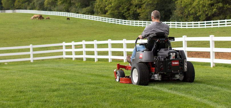 Toro Zero Turn Mower Safety Tips